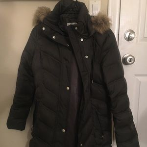 Kenneth Cole puffy coat